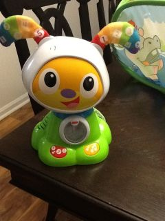 Fisher Price Dance and Move Bowwow