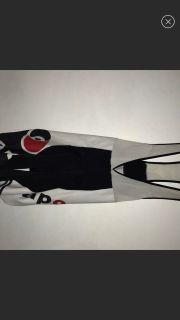 Capo padded cycling bib shorts