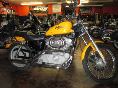 2001 Harley-Davidson Sportster Cruiser Motorcycles Arlington, TX