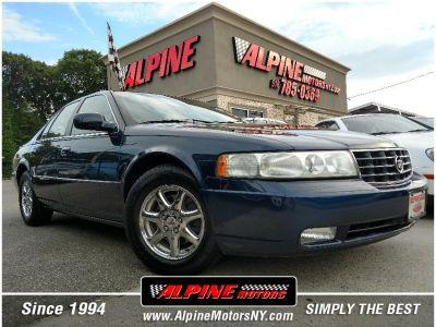 2002 Cadillac Seville SLS (Blue Onyx)