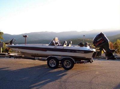 2007 Champion 210 Elite Bass Boat w/ Yamaha 250 HPDI