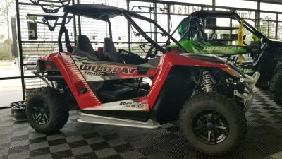2016 Arctic Cat Wildcat Trail XT Sport-Utility Utility Vehicles Jesup, GA