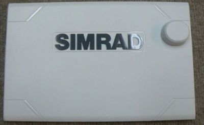 Purchase Simrad NSS7 EVO2 MKII Sun / Dust Cover ITEM # 000-11590-001 NEW motorcycle in Saint James City, Florida, United States, for US $24.00