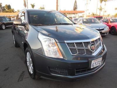 2010 Cadillac SRX Luxury Collection (Black Raven)