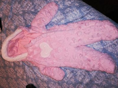Baby 6/9 months winter suit