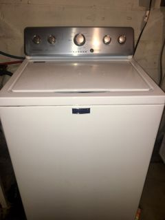 MAYTAG Contennial Washer / less than 2 yrs old