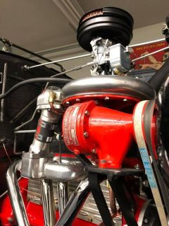 McCulloch Supercharger wanted for Flathead Ford