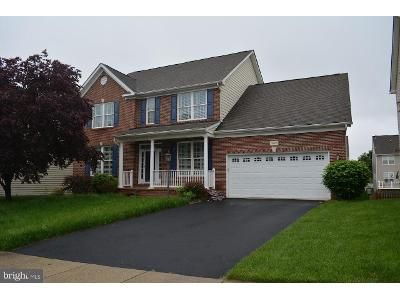 4 Bed 4 Bath Foreclosure Property in Frederick, MD 21704 - Aberdeen Way