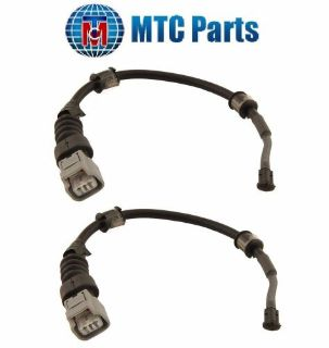 Purchase NEW 2-pcs Front Brake Pad Sensor MTC 47771-50030 Fits Lexus LS400 92-94 motorcycle in Stockton, California, United States, for US $35.99
