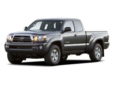 2009 Toyota Tacoma Base (Silver)