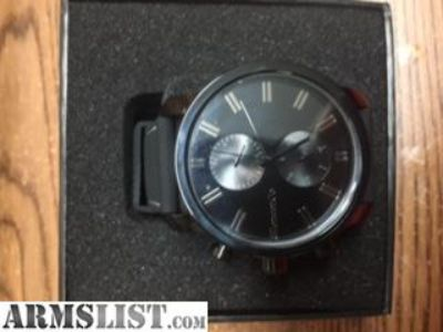 For Sale: SILENCERCO ROCKWELL APOLLO WATCH NIB NICE! NoCCFee