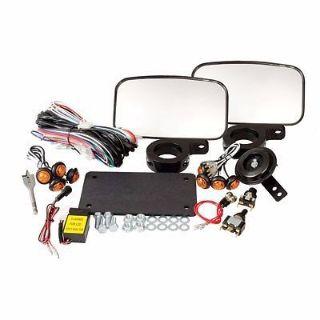 Buy Polaris RZR 800 Tusk UTV Horn & Signal Kit - With Mirrors motorcycle in Lewiston, Idaho, United States, for US $165.99