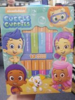 Bubble Guppies Book Set