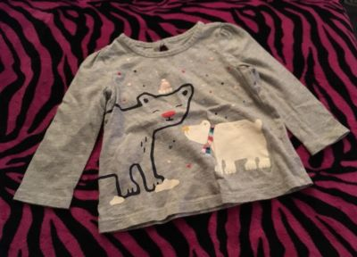 Infant Baby Gap Shirt, Size 12-18 months