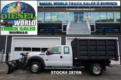 2011 Ford F550 SUPER DUTY