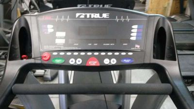 True 550 Soft Select Treadmill