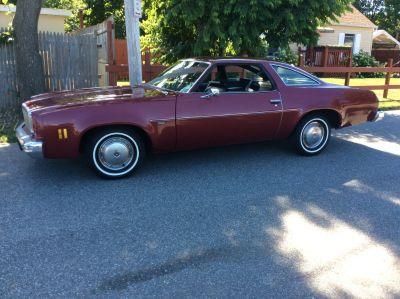1975 Chevrolet Malibu