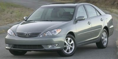 2006 Toyota Camry LE V6 (Silver)