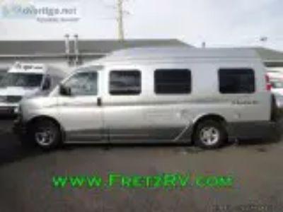 Roadtrek Versatile B Camper Van Motorhome at Fretz RV S