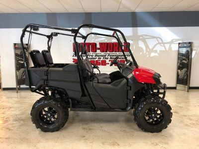 2014 Honda Pioneer 700-4 Side x Side Utility Vehicles Herkimer, NY