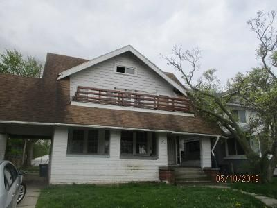 4 Bed 2 Bath Foreclosure Property in Toledo, OH 43606 - W Bancroft St
