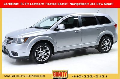 2016 Dodge Journey R/T (Billet Silver Metallic Clearcoat)