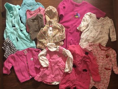 6 month Baby Girl Lot