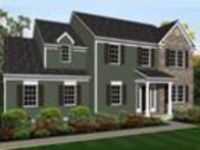 The Jordan Manor by Keystone Custom Homes: Plan to be Built
