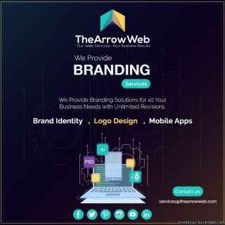 Do a professional brand identity in your style.