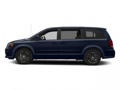 2017 Dodge Grand Caravan R/T (Contusion Blue Pearlcoat)