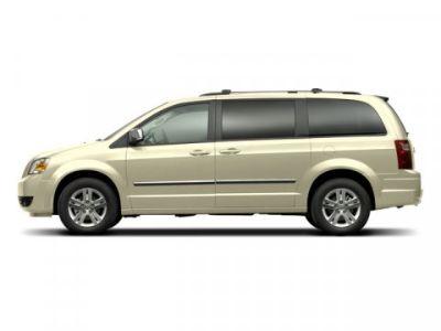 2010 Dodge Grand Caravan Hero (White Gold)