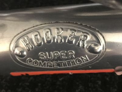 HOOKER HEADER SUPER COMP #2285 BBC