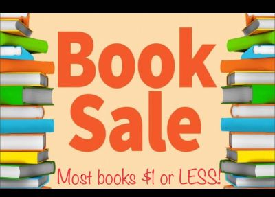 Book sale! Almost all books are $1 or less!!