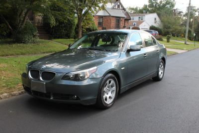 2004 BMW 5-Series 525i (Amethyst Grey Metallic)
