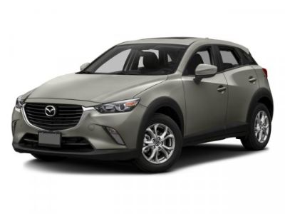 2016 Mazda CX-3 Touring (Dynamic Blue Mica)