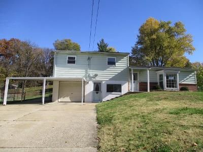 4 Bed 1.1 Bath Foreclosure Property in Saint Charles, MO 63304 - David Dr