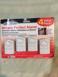 Instant Alarms