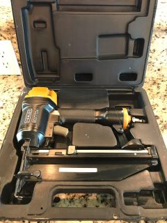 Stanley Bostitch 16 Ga Pneumatic Finish Nailer