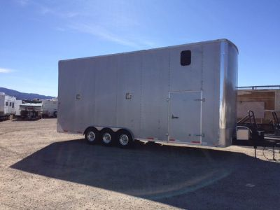 26' Spirit Custom Trailer Stacker Trailer