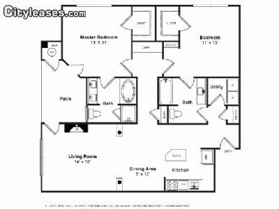 $2050 2 apartment in Aurora