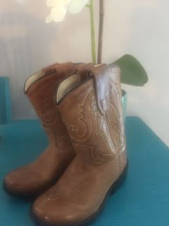 GUC Old West toddler cowboy boots size 40