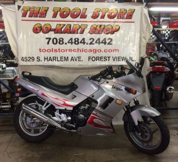 2007 Kawasaki Ninja Street / Supermoto Motorcycles Forest View, IL