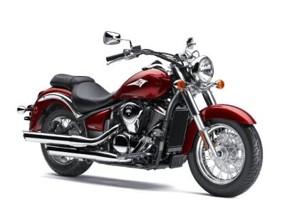 Kawasaki Vulcan 900 Year 2010 only 1200 miles on it