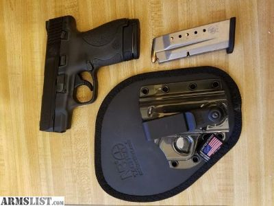 For Sale/Trade: LNIB Smith & Wesson, M&P 9 Shield