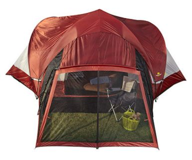 Outdoor Spirit 9 Person Tent w/ Screen Room