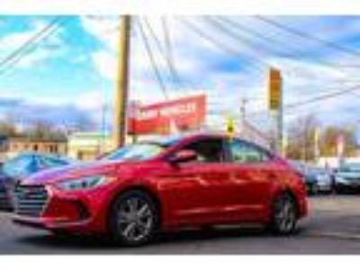2018 Hyundai Elantra SEL for sale