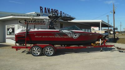 2009 Nautique Super Air 230 Ski and Wakeboard Boats Eastland, TX