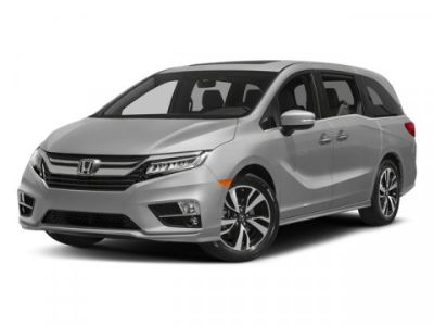 2018 Honda Odyssey Elite (White Diamond Pearl)