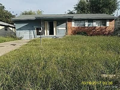 3 Bed 1 Bath Foreclosure Property in Lawton, OK 73505 - NW Lindy Ave
