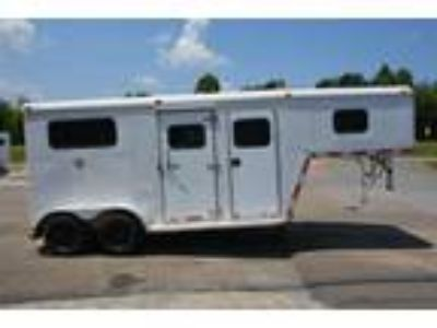 2000 Horton 2-Horse Straight Load w Dress 2 horses
